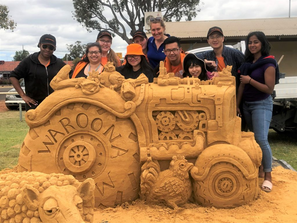 Sandcastle Competition Picture