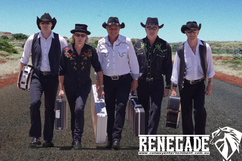 Renegade at Waroona Show
