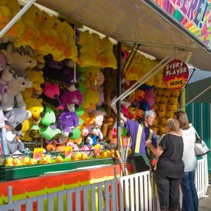 sideshow alley Waroona Ag Show